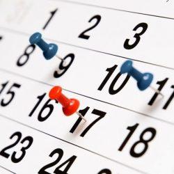 calendario scolastico 2018 2019-2