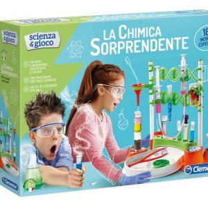 la chimica sorprendente